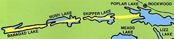 Route 1 Skipper to Banadad