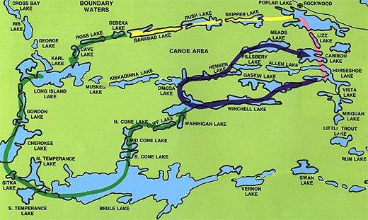 Route 4 Poplar Brule Loop
