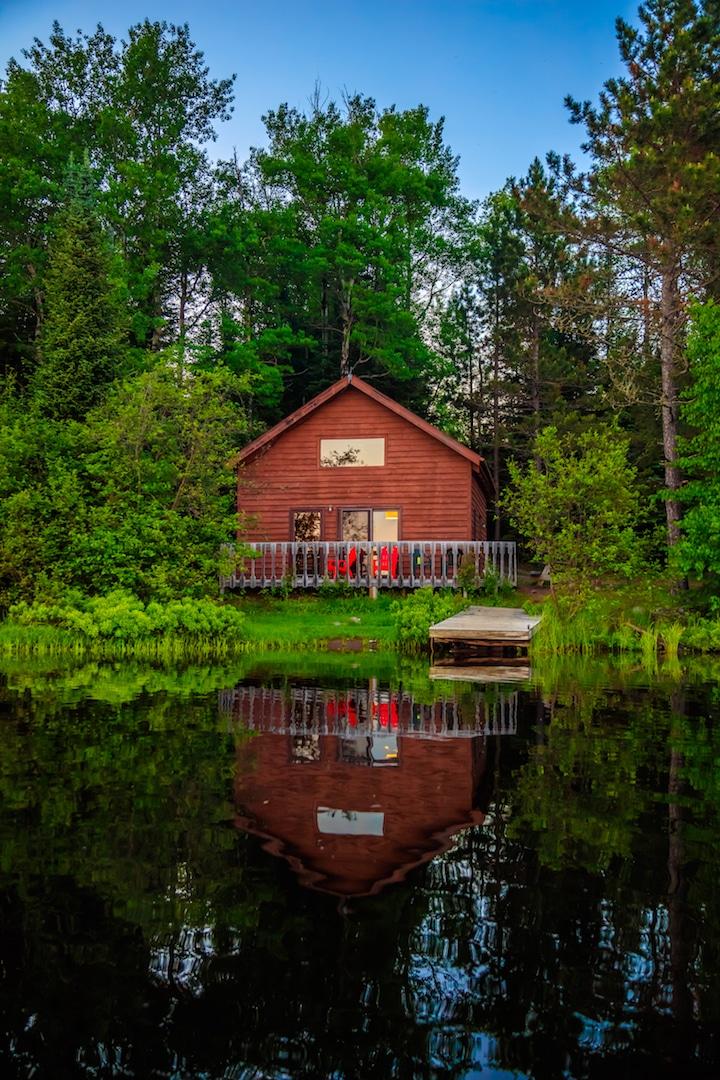 Rockwood Cabin 4