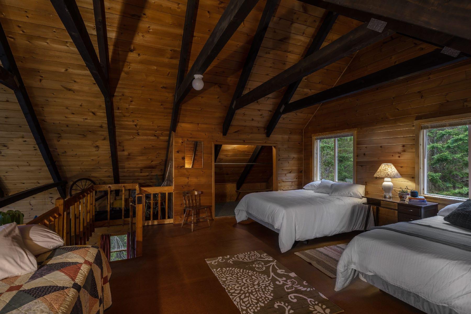 Rockwood Cabin 12