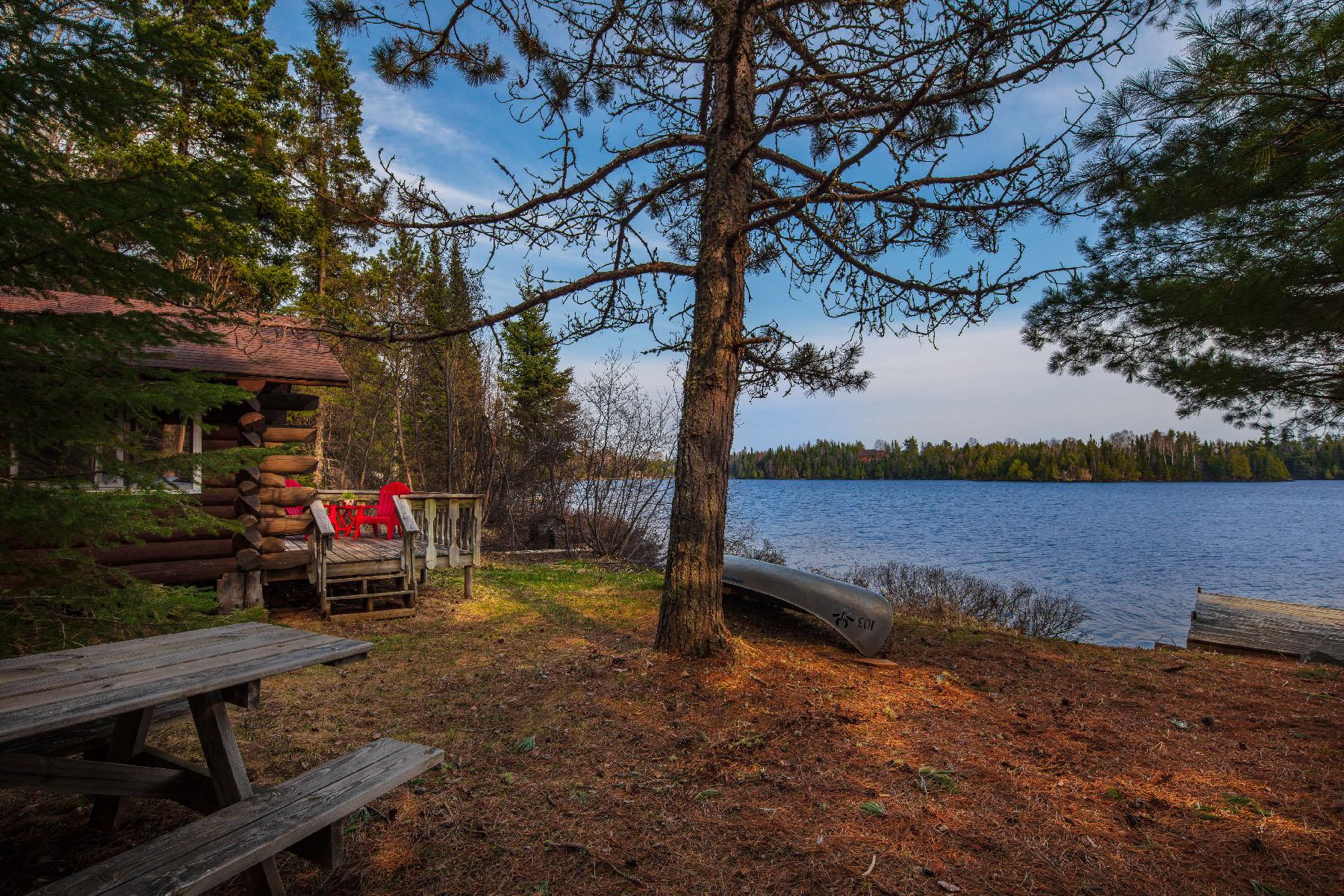 Rockwood Cabin 3