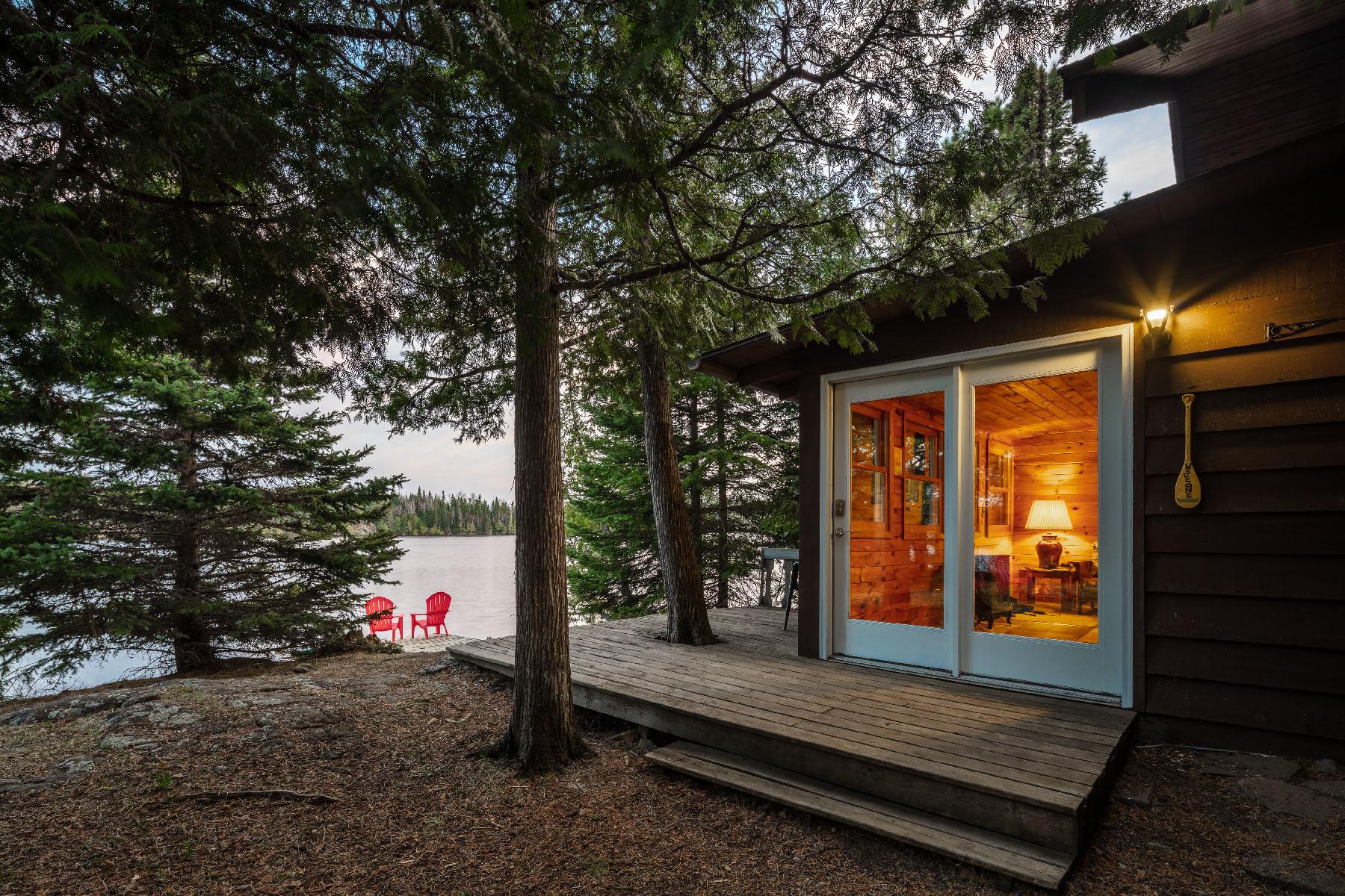 Rockwood Cabin 2