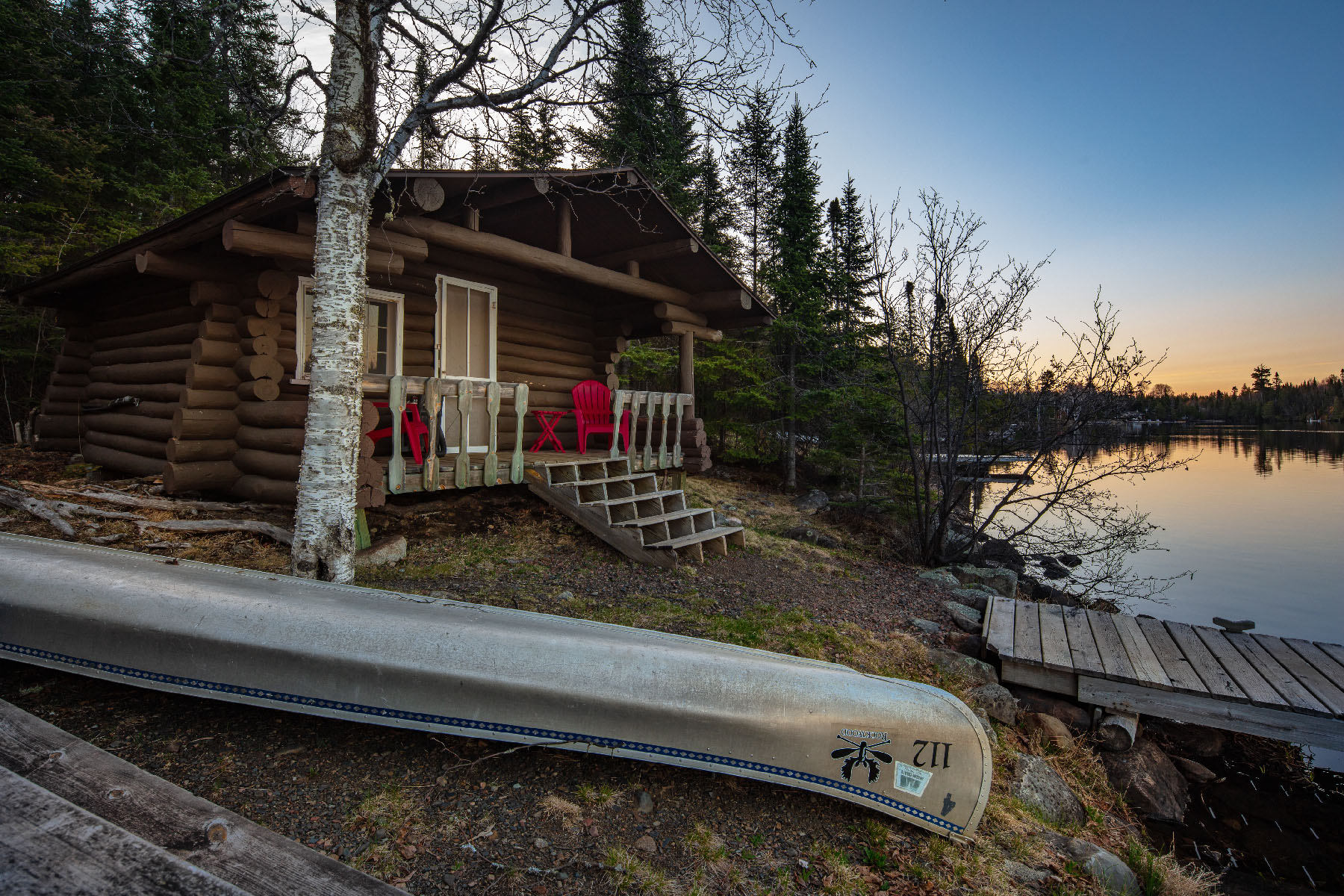 Rockwood Cabin 5