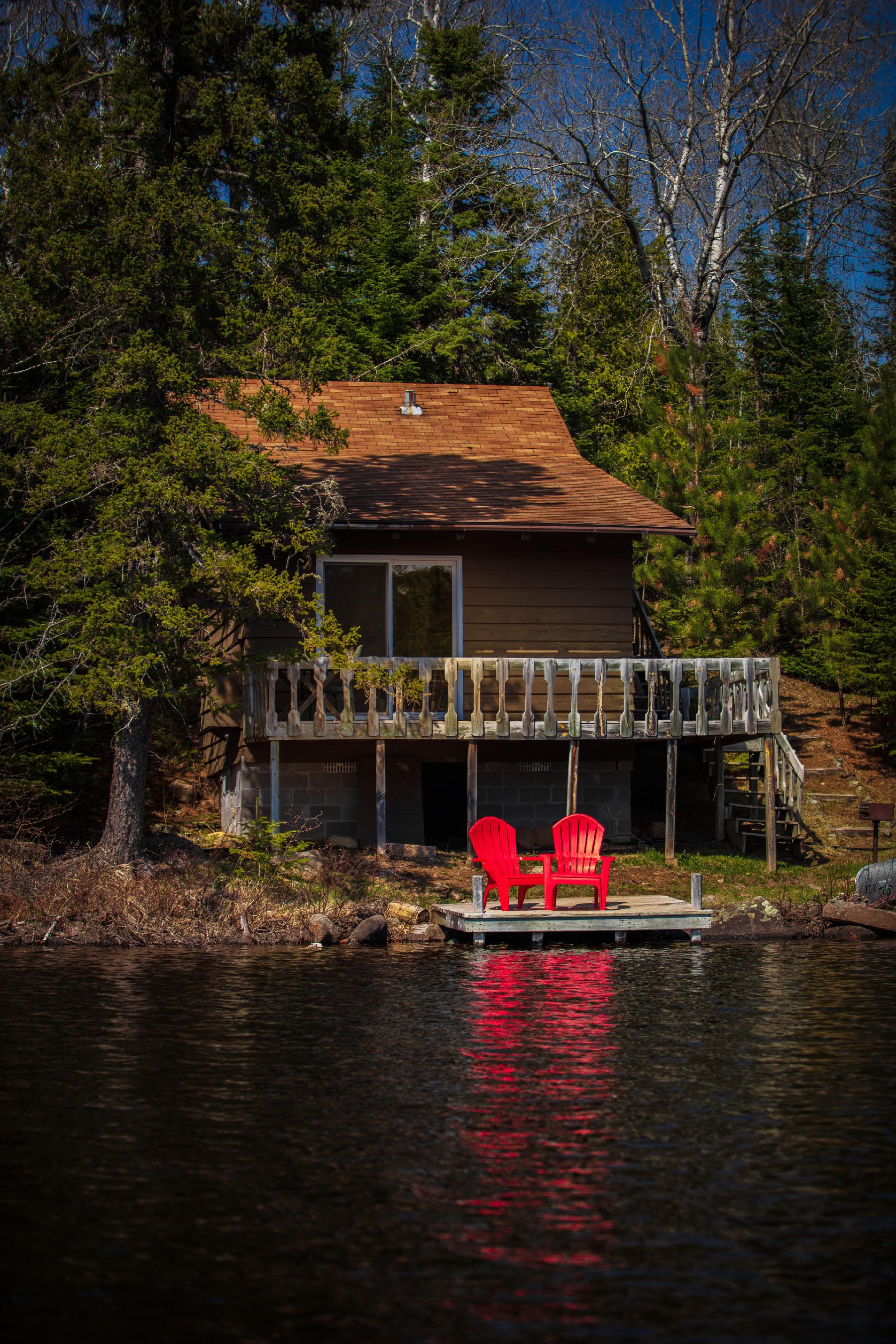 Rockwood Cabin 9