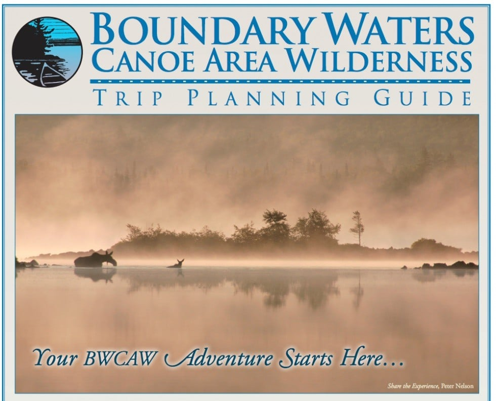Boundary Waters (BWCAW) Trip Planning Guide | Rockwood Lodge ...