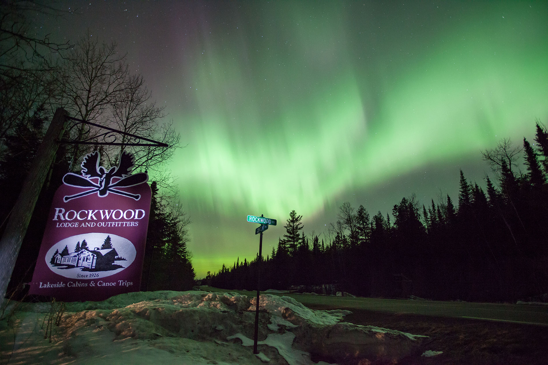 Northern Lights Rockwood Lodge and Outfitters Gunflint Trail