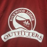 Outfitters red short sleeve