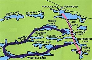 Route 3 Poplar Winchell Loop